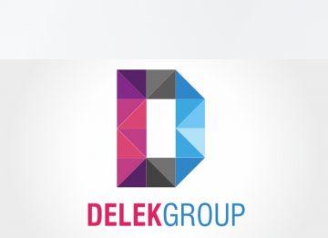 Delek Group Logo Design