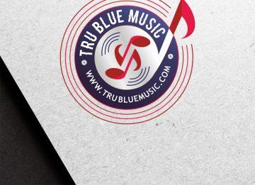 TruBlue Music Logo
